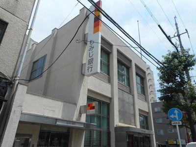 もみじ銀行天満支店(銀行)|〒733-0031 広島県広島市西区観音町8−番13号