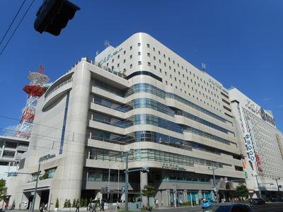 ホテル|広島中郵便局、大小の宴会場・会議室、チャペル、神殿も併設