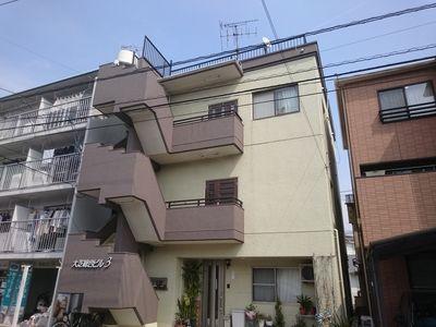 大芝総合ビル3|広島市西区大宮ファミリータイプ、ペット(猫・小型犬)相談可能な賃貸マンションのお部屋のご紹介