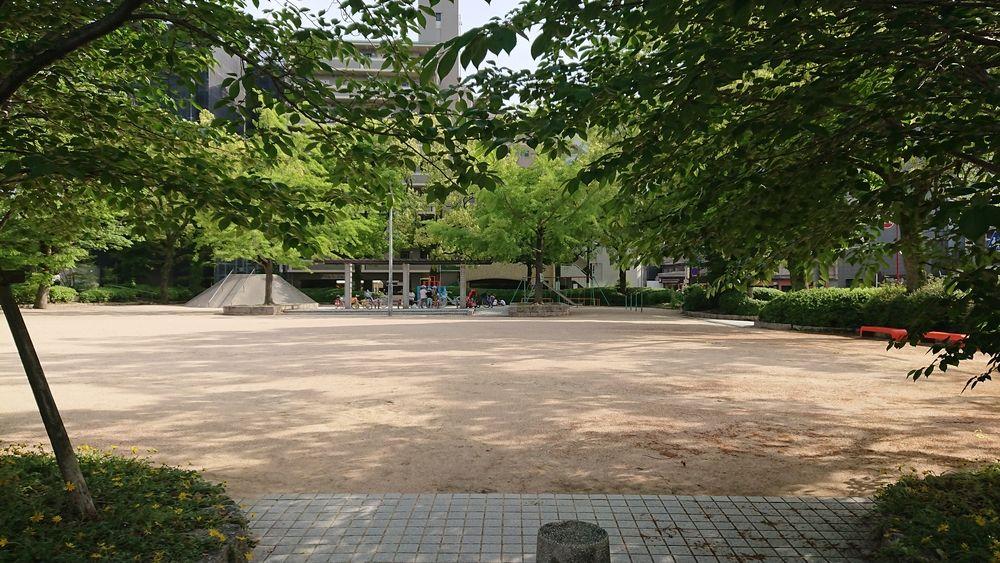 本川公園(広島市中区)|〒730-0852 広島県広島市中区猫屋町6