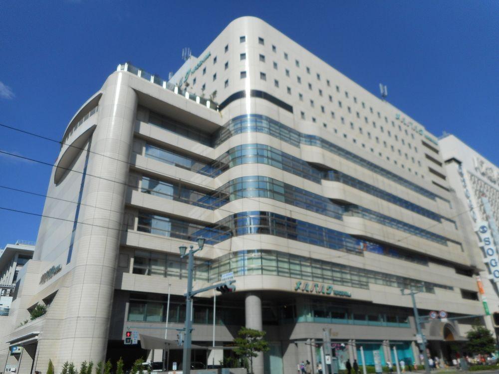 ホテル メルパルク広島|〒730-0011 広島県広島市中区基町6−36