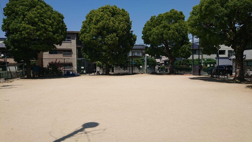 大宮第二公園(広島市西区)|〒733-0007 広島県広島市西区大宮2丁目8−1