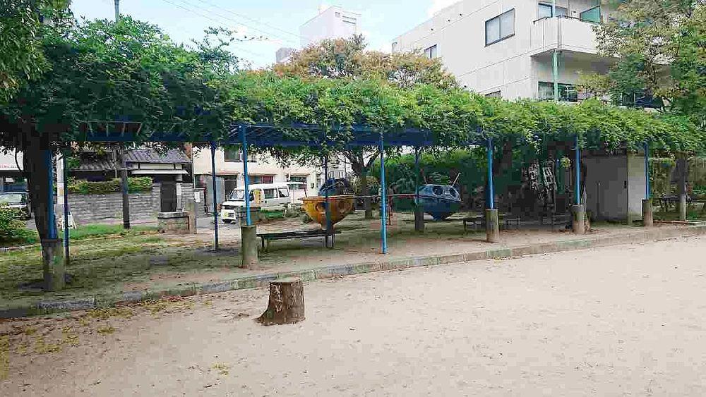 観音本町第一公園(広島市西区)