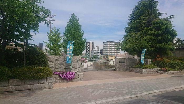 広島市立観音小学校|〒733-0033 広島県広島市西区観音本町2丁目1−26
