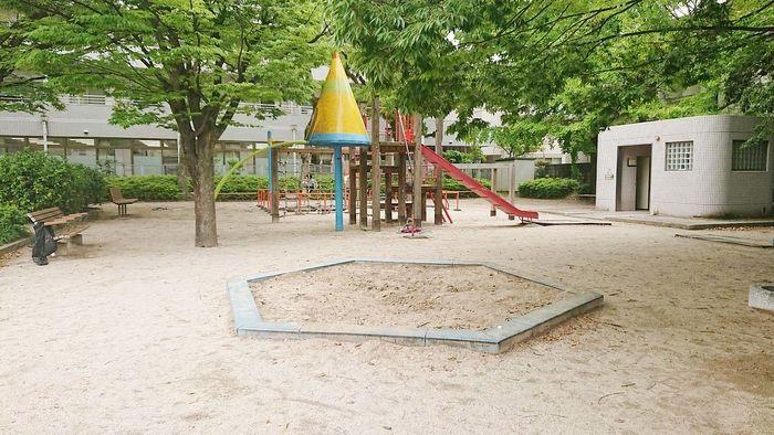 西白島公園(広島市中区)