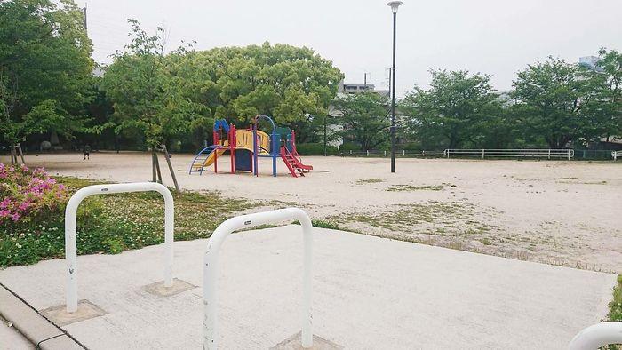 東白島公園・ときわ公園(広島市中区)
