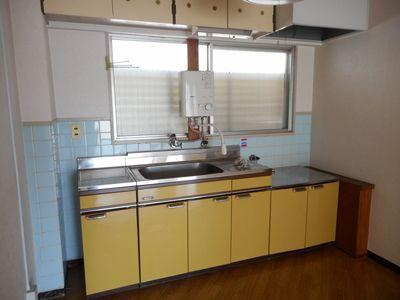 収納が多くキッチンもスッキリ。