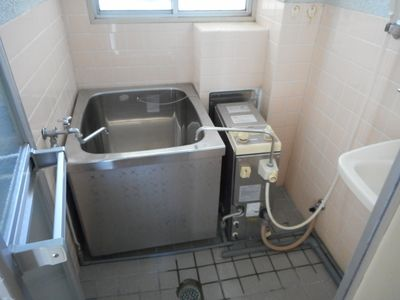 沸かすタイプのお風呂で節約生活