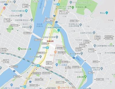 広島市中区白島北町の賃貸のお部屋探し