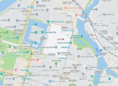 広島市中区上八丁堀の賃貸のお部屋探し