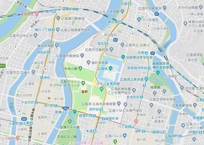 広島市中区基町の賃貸のお部屋探し