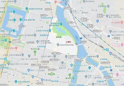 広島市中区上幟町の賃貸のお部屋探し