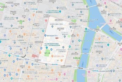 広島市中区幟町の賃貸のお部屋探し