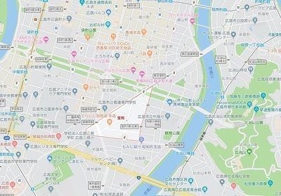 広島市中区宝町の賃貸のお部屋探し