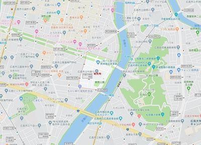 広島市中区鶴見町の賃貸のお部屋探し
