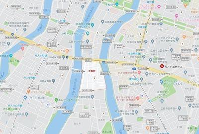 広島市中区住吉町の賃貸のお部屋探し