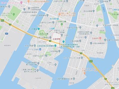 広島市中区江波本町の賃貸のお部屋探し