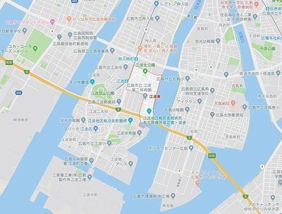 広島市中区江波東の賃貸のお部屋探し