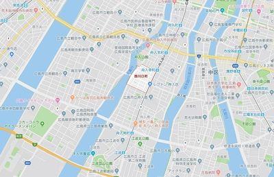 広島市中区西川口町の賃貸のお部屋探し