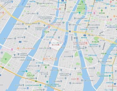 広島市中区舟入川口町で賃貸のお部屋探し