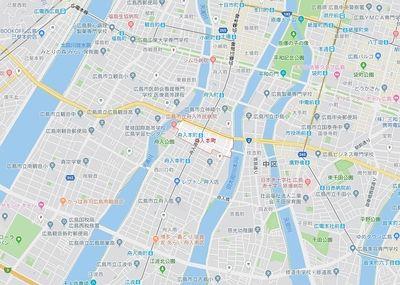 広島市中区舟入本町で賃貸のお部屋探し