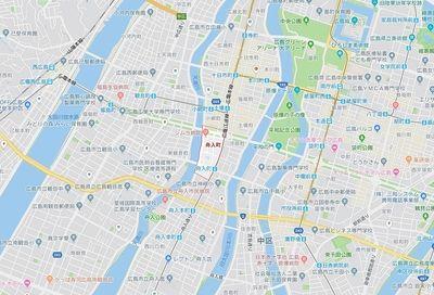 広島市中区舟入町で賃貸のお部屋探し