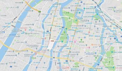 広島市中区河原町で賃貸のお部屋探し