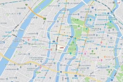 広島市中区土橋町で賃貸のお部屋探し
