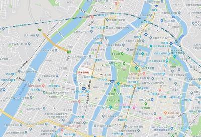 広島市中区西十日市町で賃貸のお部屋探し