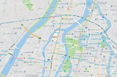広島市中区広瀬北町で賃貸のお部屋探し