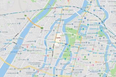 広島市中区十日市町で賃貸のお部屋探し